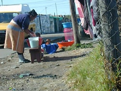 [South Africa] Many South Africans live in poverty