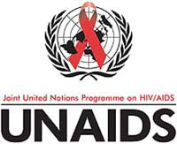 The Joint UN Programme on HIV/AIDS - UNAIDS logo