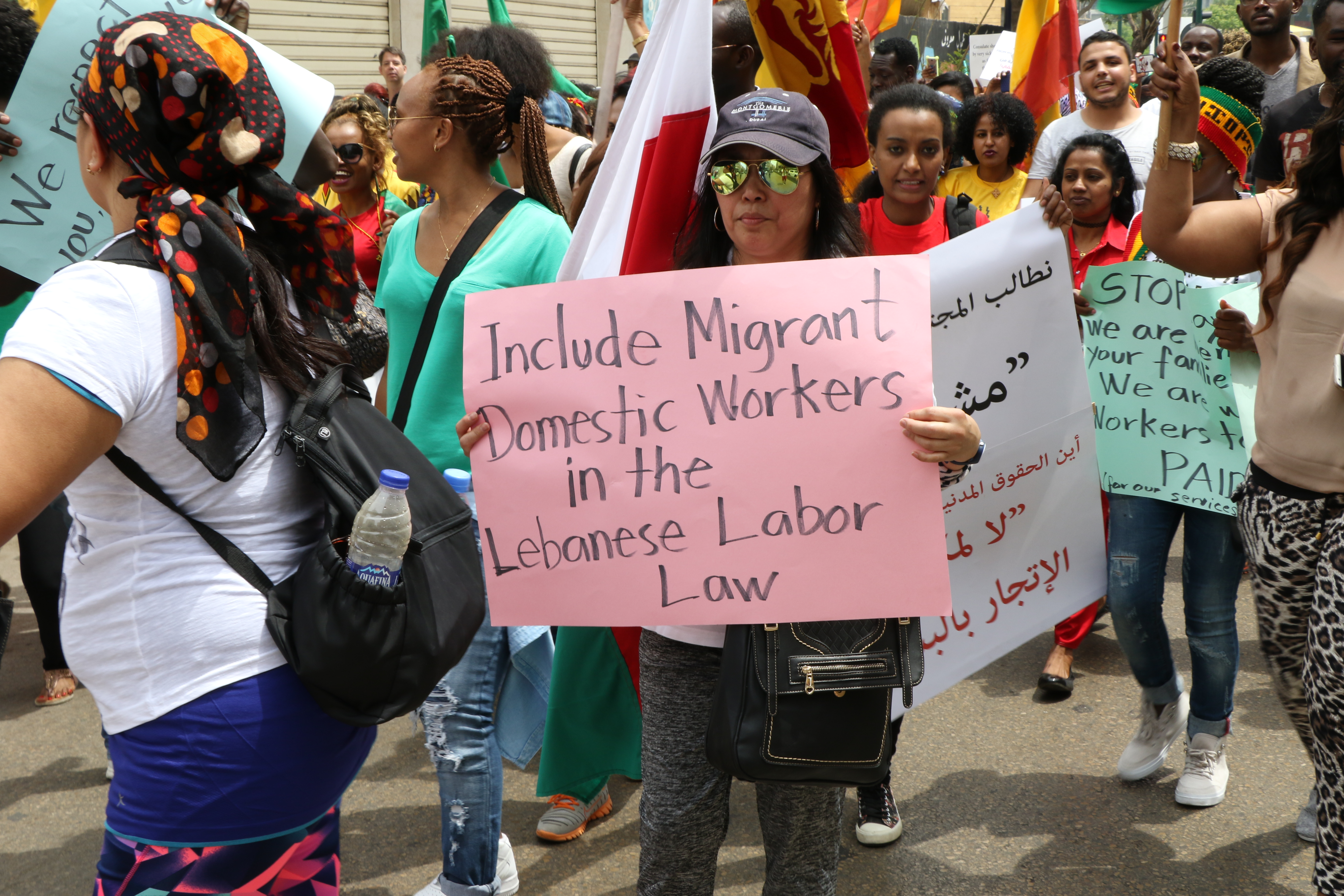 Deportation reprieve for Kenyan domestic worker attacked in Lebanon
