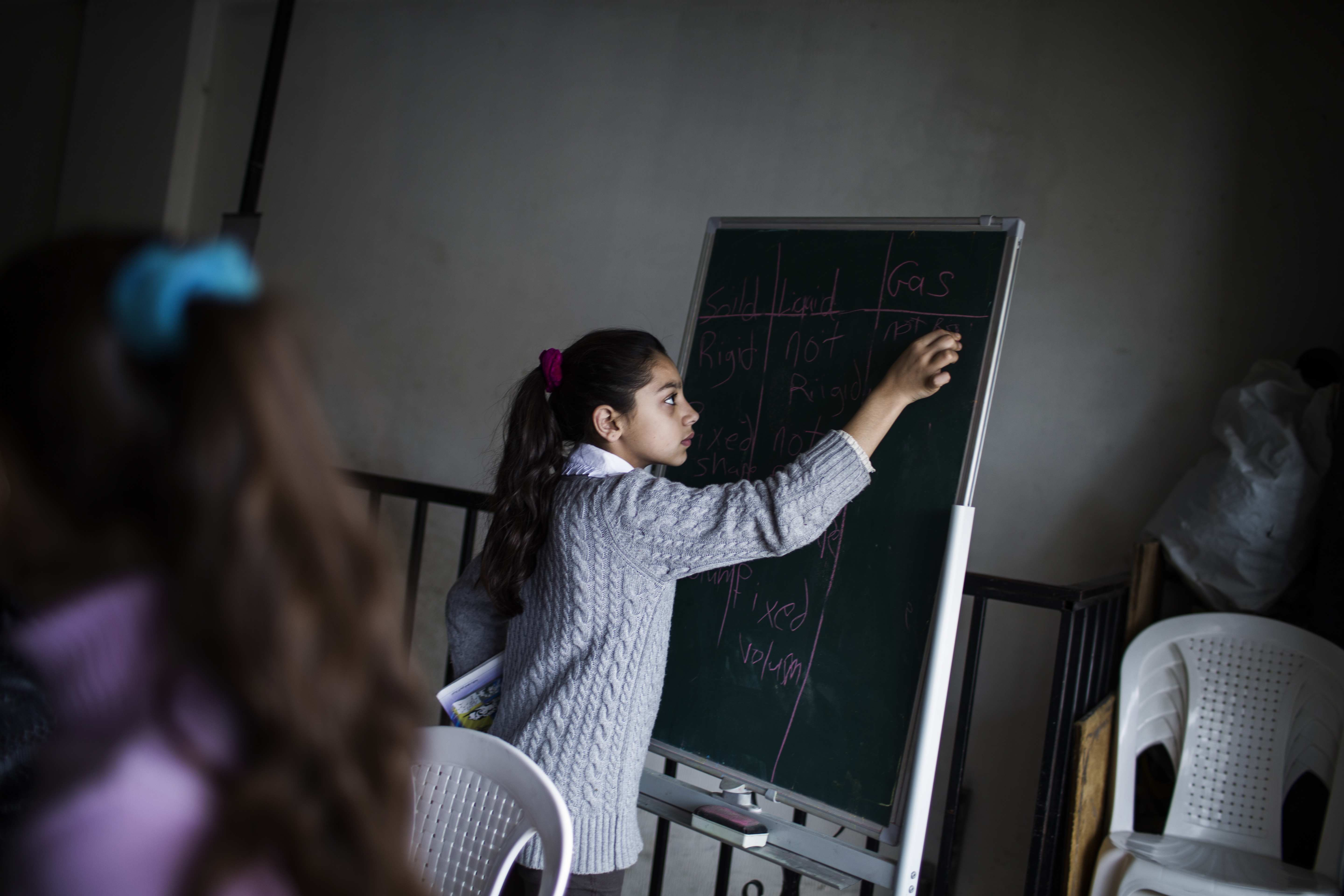 How the Lebanese school system is segregating refugees