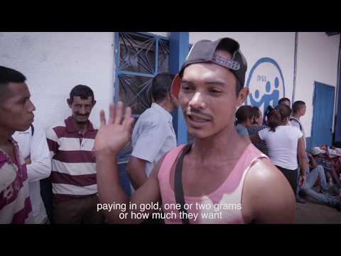 Migration and Malaria: Stories from Venezuela's New Gold Rush