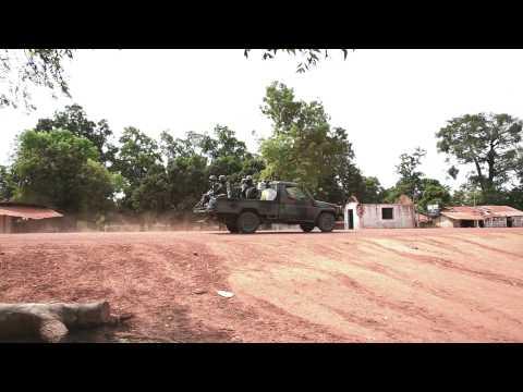No War No Peace in Casamance, Senegal