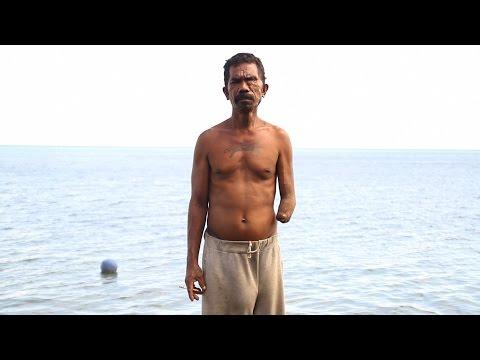Blast Fishing in Indonesia