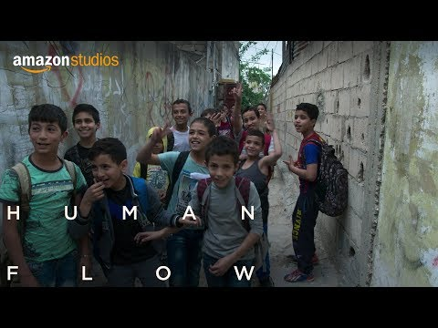 Human Flow Official Trailer [HD]   Amazon Studios