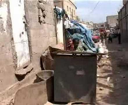 Yemen's Al Mehwar slum