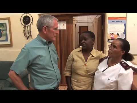 Heroes of HIV - The Catholic Bishop