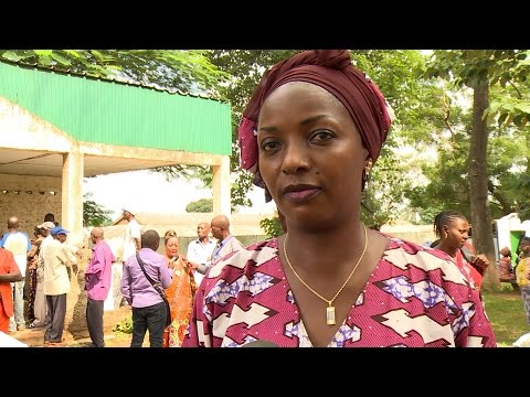 Virginie Mbaikoua | Minister for Social Affairs and Reintegration, Central African Republic