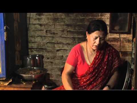 The Food Vendor - Lentils in Nepal