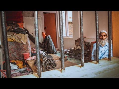 On lockdown in Kashmir