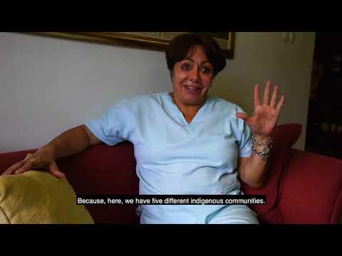Dr Dora Colomenares
