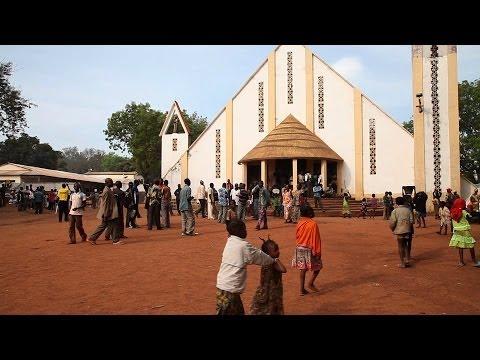 Bossangoa - Catholic bishop