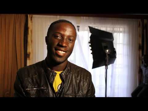 Enos Olik, Filmmaker in Nairobi