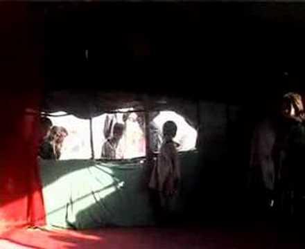 Homeless in Kabul