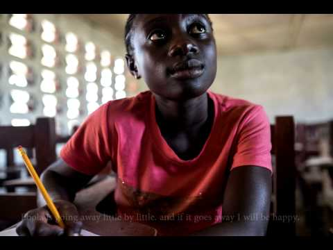 Liberian students return amid Ebola fears