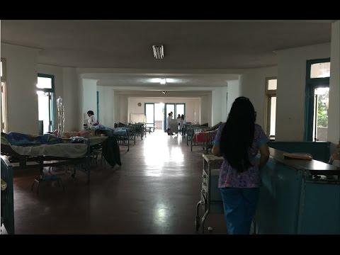 Inside Venezuela's hidden healthcare crisis