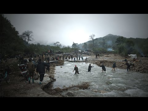 North Korea floods, September 2016