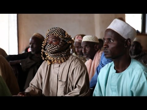 Bossangoa - Muslim community