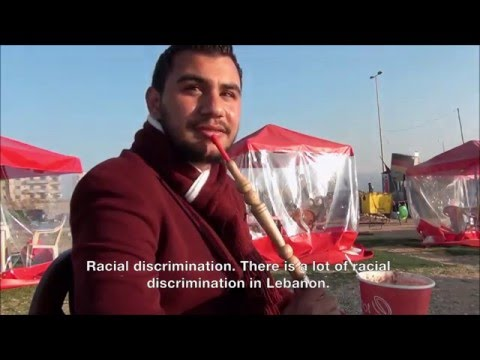 Mohammad's discrimination diary: Young Palestinians in Lebanon