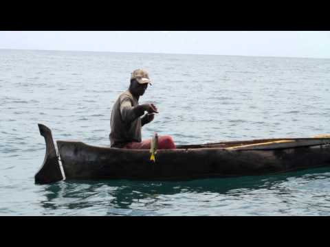 Omar Mbaruk, Fisherman in Shimoni
