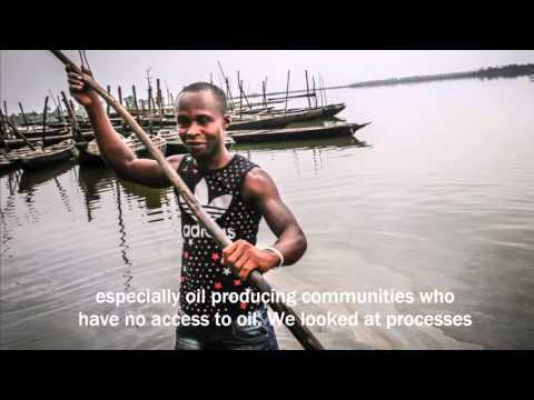 Not so crude - sharing oil wealth in the Niger Delta