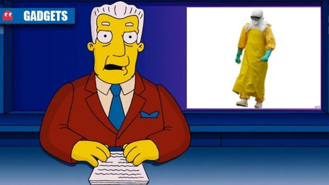 Perhaps more focus on The Simpsons could help keep the world's attention.