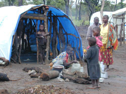 [Zambia] Displaced Congolese in Zambia.