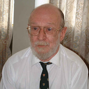 [Ethiopia] Malnutrition expert Prof Mike Golden.
