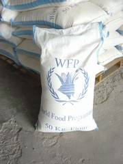 [Kuwait] WFP prepositions huge amounts of food, but is waiting for improved security.