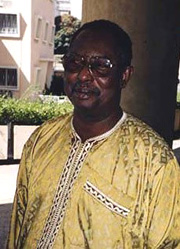 [Gambia] Deyda Hydara, editor of private Gambian newspaper The Point, was shot dead as he left his office in December 2004.
