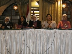 [Syria] Participants of the BBC project to empower women.