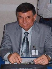 [OPT] Dr Ezzat Gouda, director of the sexually transmitted diseases (STD) unit at the Palestinian Ministry of Health. [Date picture taken: 11/30/2006]