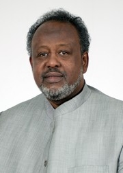 [Djibouti] President Ismail Omar Guelleh.
