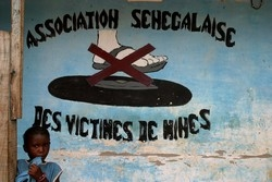 [Senegal] The association of landmine' victims, based in Ziguinchor, the regional capital of Casamance, southern Senegal, stands up for the rights of the 700 victims of landmines, used during the on-going conflict between the government and the 24-year