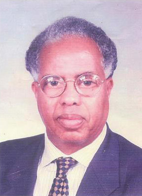 "New Somali Prime Minister, Nur Hassan Hussein, better known as ""Nur Ade""."