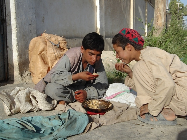 Prices of food items have increased by up to 45 percent in some parts of Afghanistan in the past 12 months, making it more difficult for already poor people to meet their food requirements.