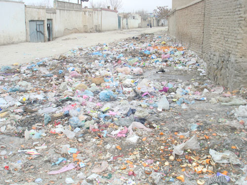 In the State of the World's Toilets 2007 report Afghanistan was ranked the worst place in the world in terms of sanitation.