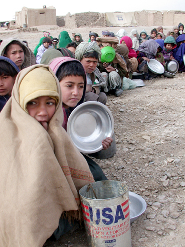 "High food prices and food delivery problems have pushed over two million Afghans into ""high risk"" food-insecurity, WFP says."