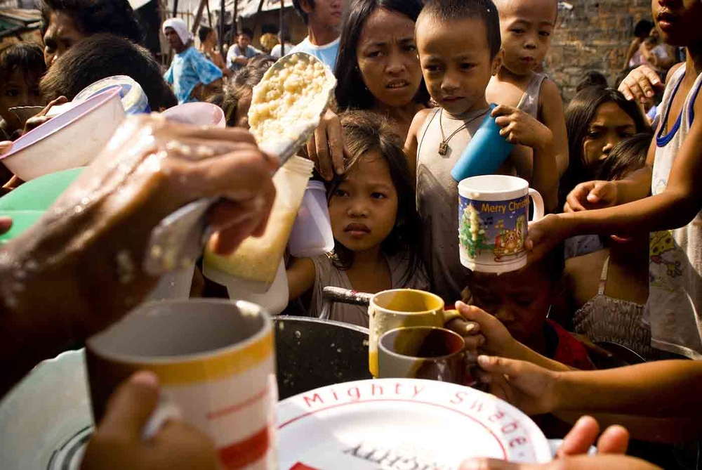 High prices and shortages of rice and other food stuffs are affecting vulnerable communities the most, particularly children.