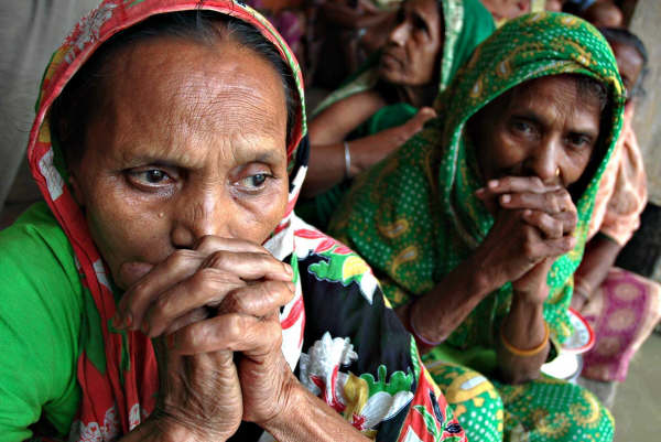 In monga-affected Rangpur District, these women don't know what the future holds.