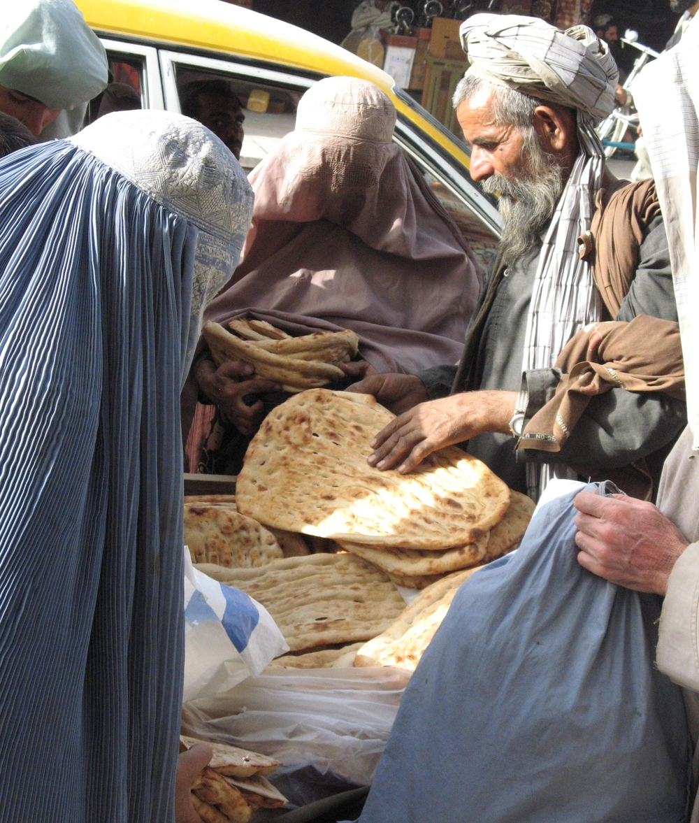 High food prices and drought have pushed over five million Afghans into high risk food insecurity.