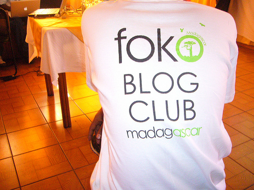 Madagascar blog club