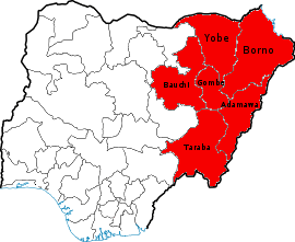 Northeast Nigeria