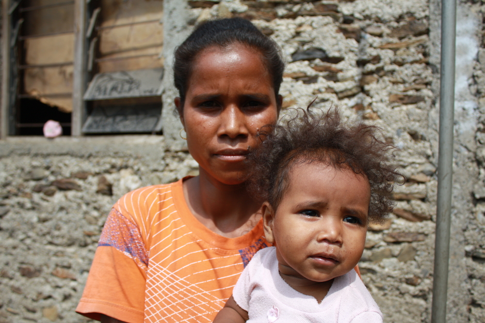 At 7.8 children per woman, Timor-Leste has one of the highest fertility rates in the world