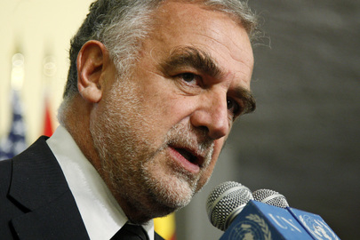 Luis Moreno-Ocampo, Prosecutor of the International Criminal Court