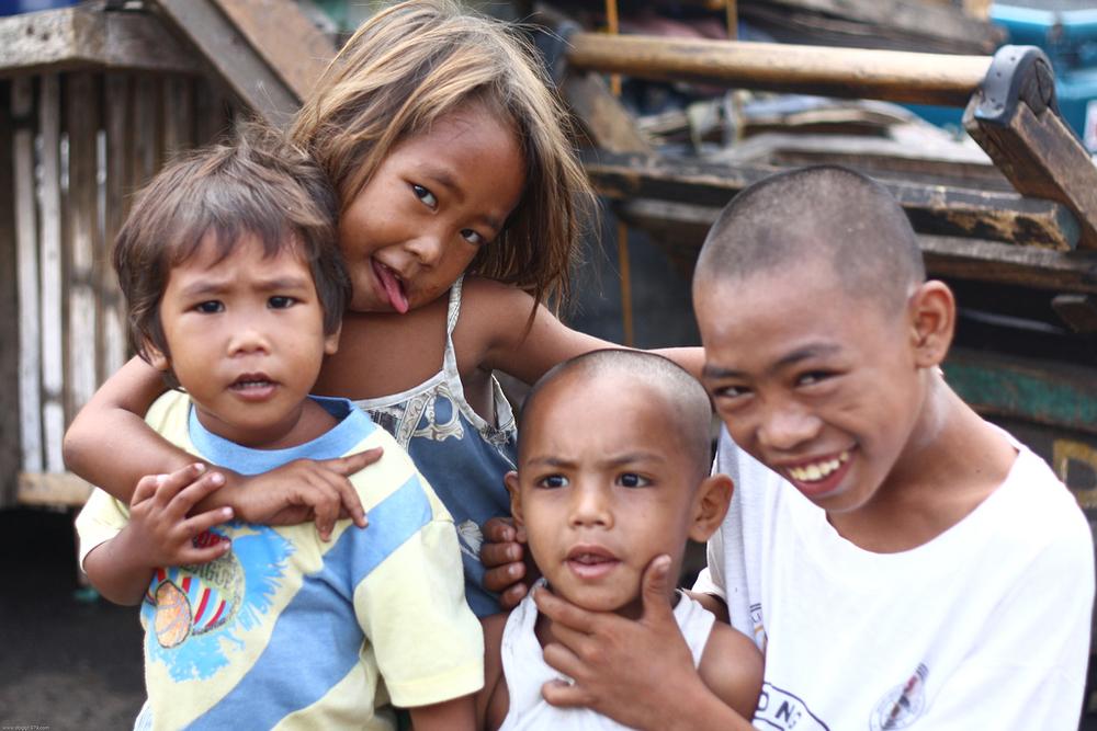 early exposure of poor filipino children