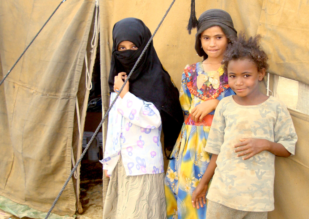 Child IDPs in al-Jawf pay the price for lack of access for aid workers to reach them with food aid