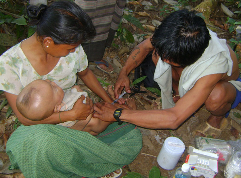 A new study indicates that health indicators in eastern Myanmar are critical -- especially among women and children
