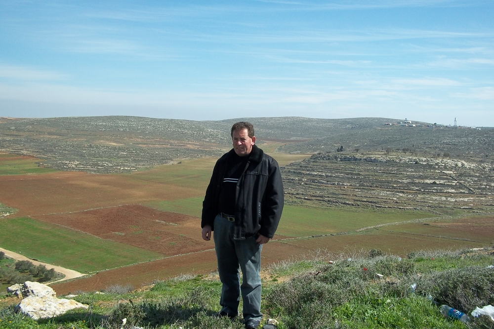 Abdullah Tawfiq, mayor of Jalud for 15-years, says his community is suffering from violent settler attacks, mostly from neighboring outposts Kida and Ahiya, both with a population of about 50 people and just a few kilometers from Jalud