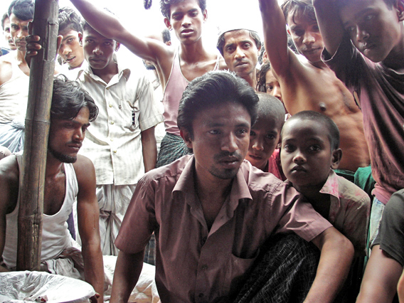New ID card will make it even harder for Rohingya men to get work