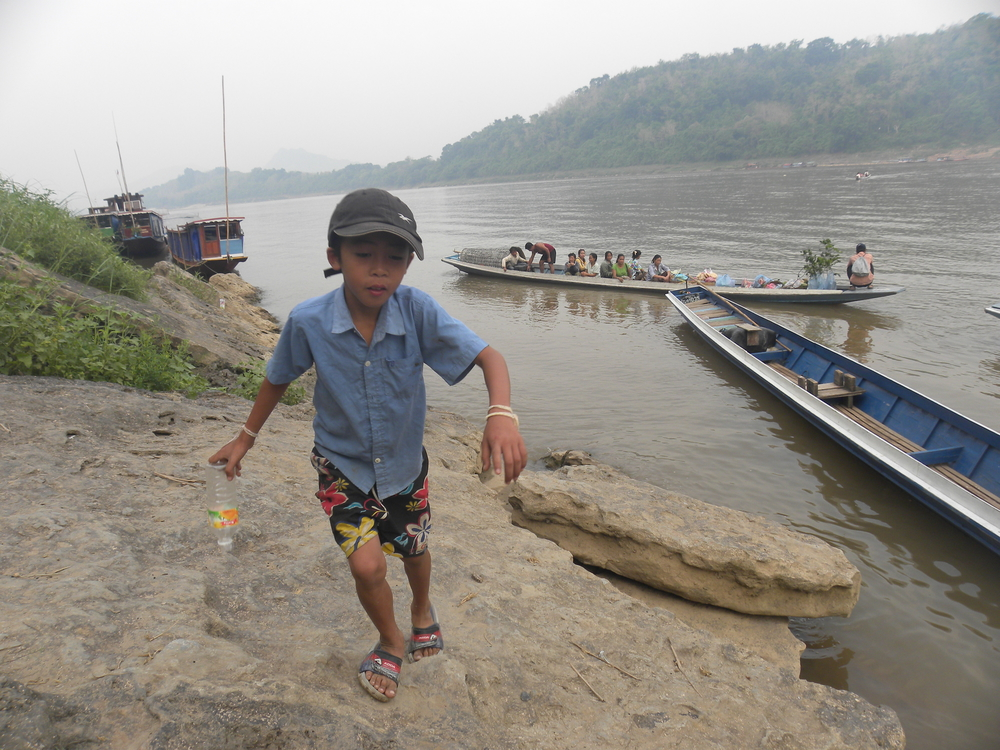 Life for future generations look set to change along the Mekong if the Xayaburi dams goes through